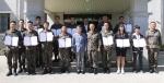 20여년전 복무 인연 부대에 6년째 장학금