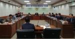 동해시의회 주민자치위원장 간담회