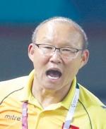 베트남의 히딩크 '박항서' 동남아축구선수권 출격준비