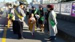 노암초 어린이 교통사고 예방 캠페인