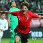 황의조·정우영 골골…한국 축구, 36년 만에 우루과이 첫 승