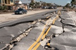 허리케인 피해입은 플로리다