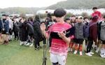 양구사랑회장배 청소년 풋살대회