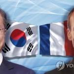 韓佛정상, 오늘 회담…'유엔 대북제재' 논의 주목