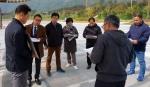 인제군의회 주요사업장 점검