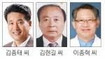 대한민국 나눔 국민대상 원주시민 3명 복지부장관상