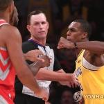 NBA 경기 도중 난투극 론도 3경기, 폴 2경기 출전 정지 징계