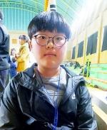 제17회 강원학생 바둑 최강전 최강부 우승자 인터뷰