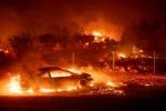 미 캘리포니아 대형산불