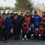 강릉 견우회 연탄 배달