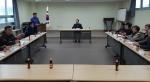 동해시 통장연합회 임시회의