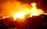 이스라엘군, 팔레스타인 공습