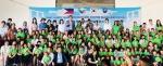 필리핀 빈민촌 '해피강원어린이집' 준공