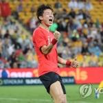 '통한의 실점'…벤투호, 호주와 첫 원정 평가전서 1-1 무승부