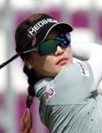 유소연 LPGA 투어 챔피언십 3R 공동4위