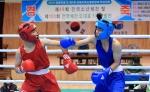박하준·최성진 강원학생 복싱대회 최우수선수