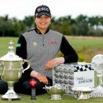 쭈타누깐 LPGA 스윕…한국, 9승으로 4년 연속 최다승