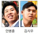 코리안 듀오 안병훈·김시우 골프 월드컵 첫날 공동 선두