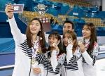 [커버스토리 이사람] 춘천시청 여자컬링 국가대표팀