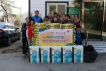 농협 강원채움 봉사단 생필품 전달