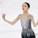 피겨 김예림, 주니어 그랑프리 파이널 쇼트 4위 '62.51점'