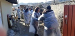 홍천 주봉초 소외이웃에 연탄 전달