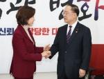 """홍남기 부총리 """"최저임금 인상 등 시장우려 인식"""""""