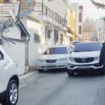 좁은 도로 학교길 주차차량 점령 '위험천만'