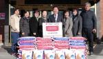 생활개선 양구군연합회 쌀 기탁