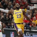 올해 세계 스포츠 톱 뉴스는 NBA 제임스의 레이커스 이적