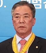 전주열 민평통 정선회장 동백장