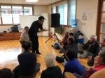 꽃피는 5월 북강원예술단 방문, 한여름엔 평화영화제