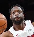 NBA 은퇴 앞둔 웨이드 3점슛 통산 500개 성공