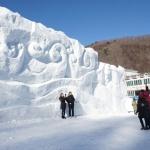 겨울축제 절정, 눈·얼음 나라로 가자