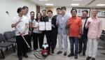 양구군 필리핀 예초기 기증