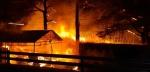 연곡면 비닐하우스 화재