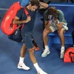 테니스 황제 페더러, 호주오픈 16강서 탈락