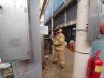 전통시장 화재예방 훈련