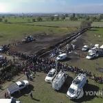 멕시코 송유관 폭발 사망자 94명…작년 기름도둑 구멍 1만5천개