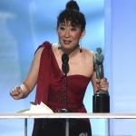 한국계 캐나다 배우 샌드라 오, 美배우조합 여우주연상도 수상