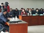 시-상인 중앙시장 임시점포 위치 '이견'