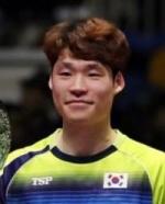 장우진, 탁구 국가대표 상비군 티켓 예약