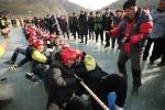 인제빙어축제 올림픽 열기 재연