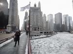 美시카고 일원 체감기온 영하 50℃…일리노이 재난지역 선포
