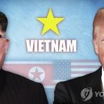 트럼프·김정은, 27∼28일 베트남서 2차 북미정상회담