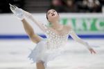 피겨 임은수, 4대륙 선수권대회 쇼트 4위