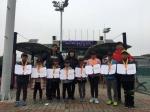 화천 풍산초 실내테니스대회 메달 획득