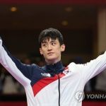 태권도 이대훈, 10년 연속 태극마크…세계선수권 네번째 金 도전