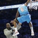 오닐 넘은 디알로, NBA 덩크왕 등극