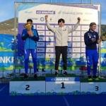 빙속 정재원, 세계주니어선수권대회 남자부 종합 우승